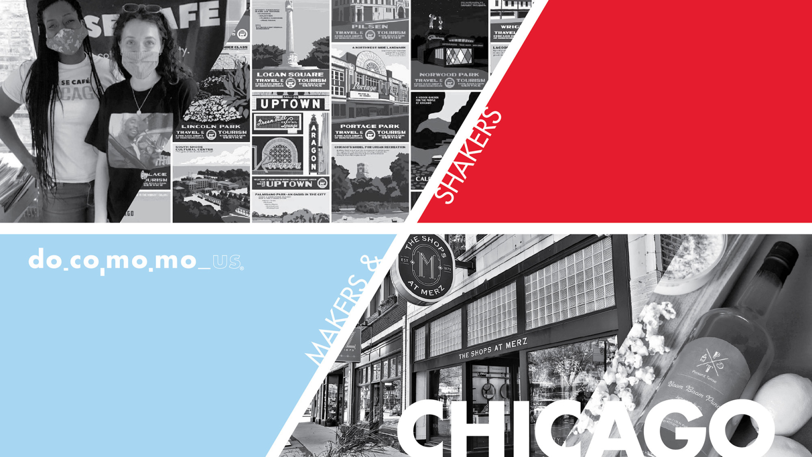 chicago makers and shakers mart graphic