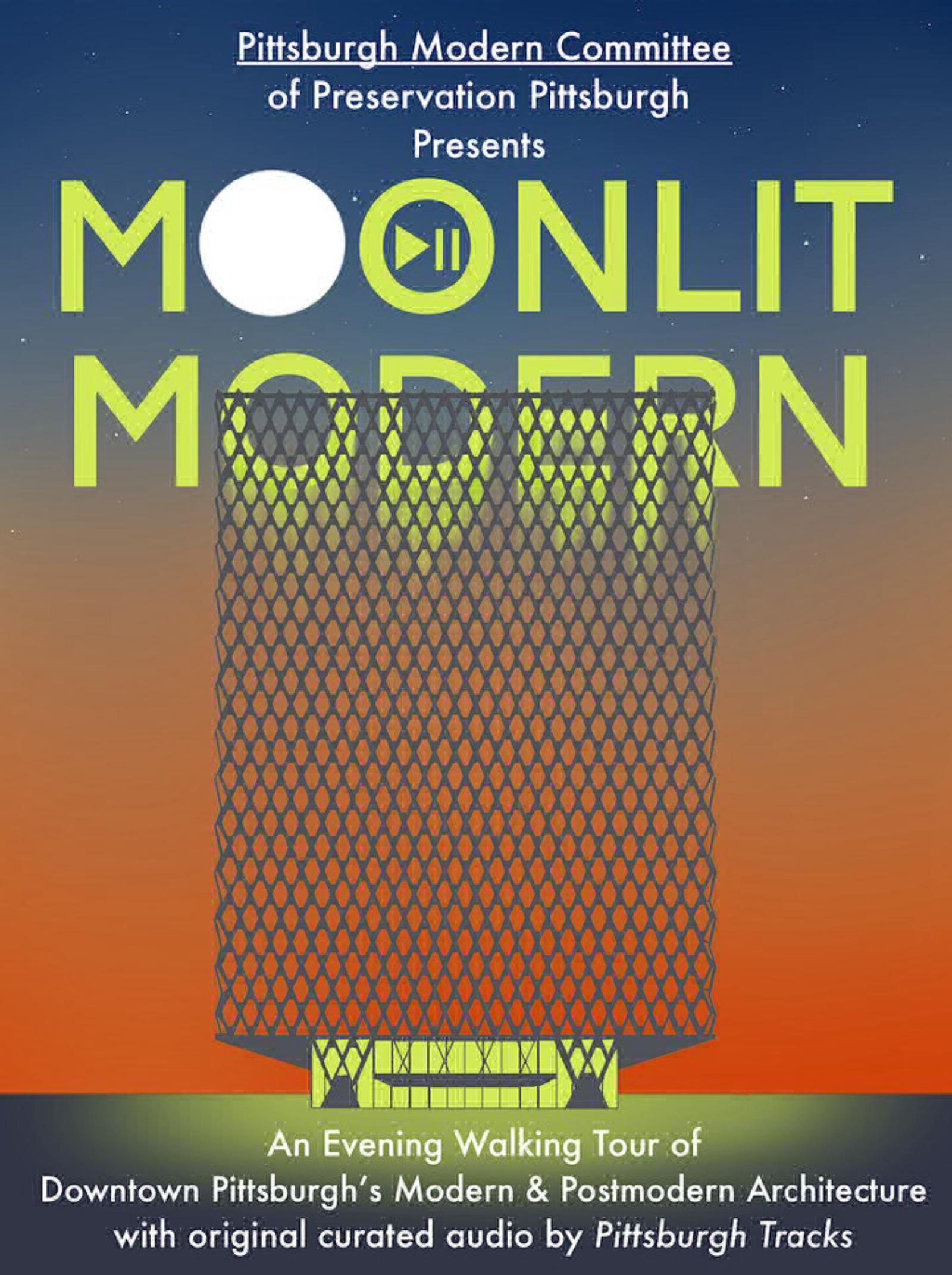 moonlit modern