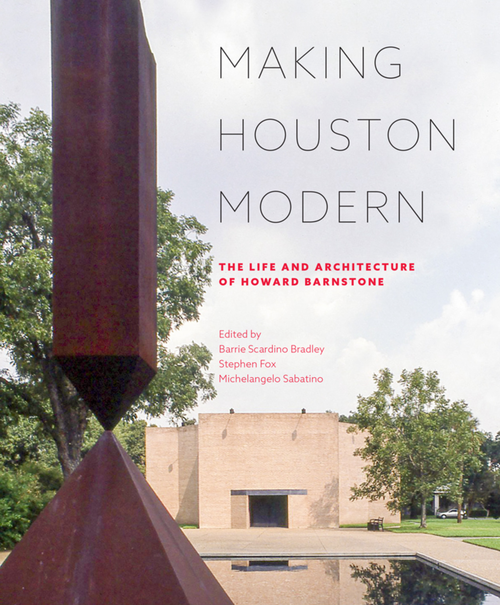 making houston modern book cover